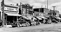 Val d.Or, 1938<br /> <br /> PHOTO : Toronto Star Archives - AQP