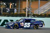 NASCAR XFINITY Series<br /> Ford EcoBoost 300<br /> Homestead-Miami Speedway, Homestead, FL USA<br /> Friday 17 November 2017<br /> Matt Mills, J.F. Electric / March Networks Toyota Camry<br /> World Copyright: Nigel Kinrade<br /> LAT Images