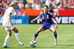 Rumi Utsugi (JPN), JULY 1, 2015 - Football / Soccer : FIFA Women's World Cup Canada 2015 Semi-final match between Japan 2-1 England at Commonwealth Stadium in Edmonton, Canada. (Photo by AFLO)