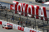 Monster Energy NASCAR Cup Series<br /> Toyota Owners 400<br /> Richmond International Raceway, Richmond, VA USA<br /> Sunday 30 April 2017<br /> Matt Kenseth, Joe Gibbs Racing, Circle K Toyota Camry<br /> World Copyright: Nigel Kinrade<br /> LAT Images<br /> ref: Digital Image 17RIC1nk11573