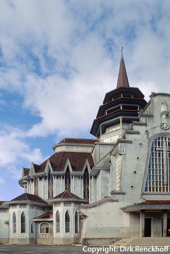 Kathedrale in Hue, Vietnam