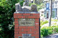 2020 06 01 Bay House, in Caswell Bay near Swansea, Wales, UK