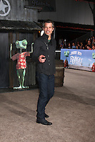 LOS ANGELES - FEB 14:  Timothy Olyphant  arrives at the Rango Premiere at Village Theater on February 14, 2011 in Westwood, CA