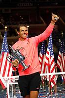 170910 Tennis - US Open Men's Final