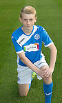 St Johnstone Academy Under 15's…2016-17<br />Ciaran Ferns<br />Picture by Graeme Hart.<br />Copyright Perthshire Picture Agency<br />Tel: 01738 623350  Mobile: 07990 594431