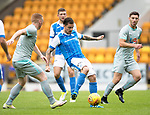 St Johnstone v Hartlepool…22.07.17… McDiarmid Park… Pre-Season Friendly<br />Paul Paton and Michael WEoods<br />Picture by Graeme Hart.<br />Copyright Perthshire Picture Agency<br />Tel: 01738 623350  Mobile: 07990 594431