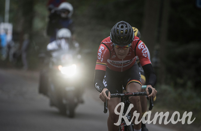 Jelle Wallays (BEL/Lotto-Soudal) <br /> <br /> 83rd Nationale Sluitingsprijs Putte-Kapellen 2016 (UCI Europe Tour cat 1.1 / 189km)
