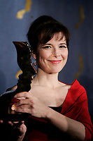 Anne Dorval, actress, awarded at the<br /> Gala Prix Gemeaux 2005<br /> photo : (c)  Images Distribution