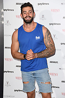 "Charlie King<br /> at the ""WHITNEY Can I be Me"" premiere, Mayfair Hotel, London. <br /> <br /> <br /> ©Ash Knotek  D3279  13/06/2017"