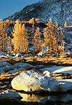 Enchantment Lakes, Alpine Lakes Wilderness, Washington