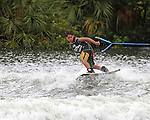 September 12, 2014:  Scenes from the WWA Wakeboard World Championships at Mills Pond Park in Fort Lauderdale, FL.  Boy' Beginner Wakeboard. Pablo Monroy MEX is 3rd in the event.  Liz Lamont/ESW/CSM