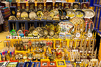 Central Market, Handicrafts, Souvenirs, and Trinkets for Sale,  Kuala Lumpur, Malaysia.