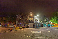 2020 05 23 Empty streets in Swansea, Wales, UK.