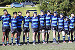NELSON, NEW ZEALAND - JULY 25: UC Championship - Nelson College v Waimea College Saturday 25 July  2020 , New Zealand. (Photo byEvan Barnes/ Shuttersport Limited)