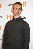 JEREMY STRONG - RED CARPET OF THE FILM 'MOLLY'S GAME' - 42ND TORONTO INTERNATIONAL FILM FESTIVAL 2017 . TORONTO, CANADA, 09/09/2017. # FESTIVAL DU FILM DE TORONTO - RED CARPET 'MOLLY'S GAME'