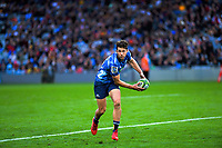 Matt Duffie in action during the Super Rugby Aotearoa match between the Blues and Chiefs at Eden Park in Auckland, New Zealand on Sunday, 26 July 2020. Photo: Dave Lintott / lintottphoto.co.nz