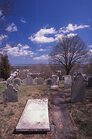 Burial Hill Cemetery, Plymouth, Massachusetts, US