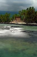 Puuhonua O Honaunau (City of Refuge) Park, Big Island