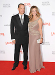 "Rita Wilson Hanks and Tom Hanks at LACMA's ""The Unmasking"" The Lynda & Stewart Resnick Exhibition Pavilion Opening Gala at       The Los Angeles County Museum of Art in Los Angeles, California on September 25,2010                                                                               © 2010 DVS / Hollywood Press Agency"