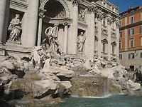 ITALY--Trevi Fountain
