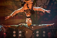 Heads Up - The Circus of Horrors cast prepare for their evening performance at the Tivoli Theatre