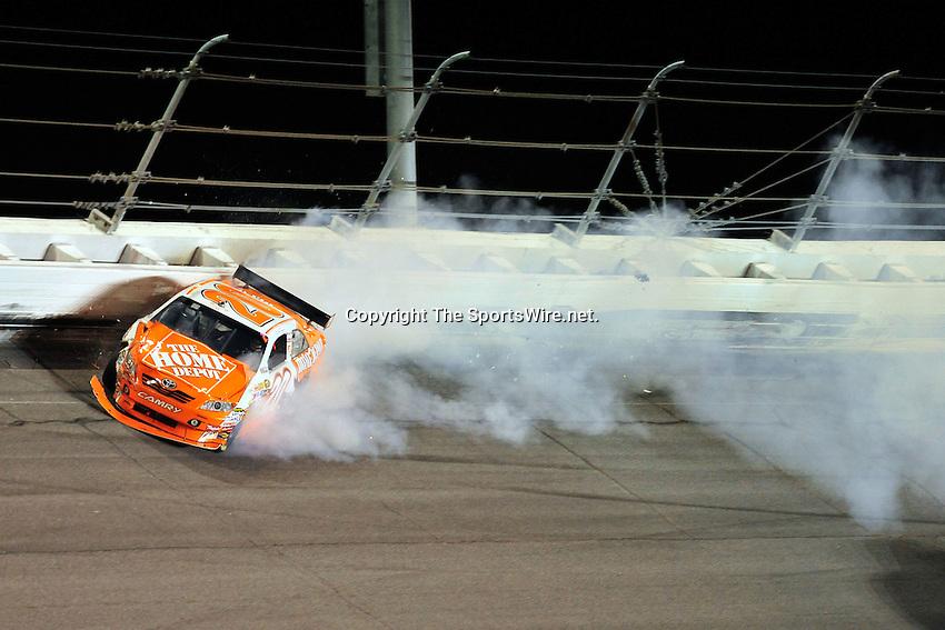 Feb 07, 2009; 8:34:21 PM;  Daytona Beach, FL. USA; NASCAR Sprint Cup Series race at the Daytona International Speedway for the  Budweiser Shootout.  Mandatory Credit: (thesportswire.net)