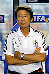 Hiroshi Yoshida Head Coach (JPN), .AUGUST 26, 2012 - Football / Soccer : .FIFA U-20 Women's World Cup Japan 2012, Group A .match between Japan 4-0 Switzerland .at National Stadium, Tokyo, Japan. .(Photo by Daiju Kitamura/AFLO SPORT)
