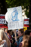 09.06.2017 - #ToriesOutNow - London's Protest Against Conservative Election Victory (With DUP)