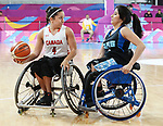 Rosalie Lalonde, Lima 2019 - Wheelchair Basketball // Basketball en fauteuil roulant.<br />