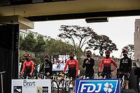 La Course by Le Tour 2021 (FRA) <br /> Brest > Landerneau 107.7km<br /> <br /> ©RhodePhoto