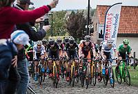 race start <br /> <br /> Koppenbergcross Belgium 2018