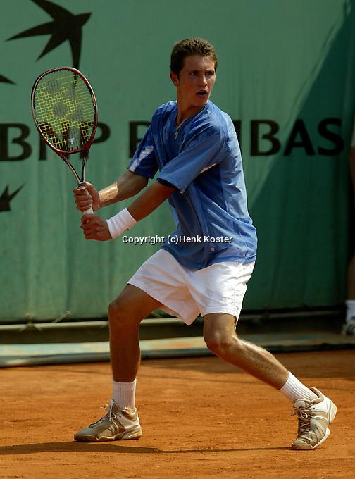 20030601, Paris, Tennis, Roland Garros,Zverev