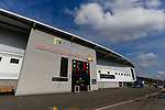 Doncaster Rovers Belles 1 Chelsea Ladies 4, 20/03/2016. Keepmoat Stadium, Womens FA Cup. Exterior view of The Keepmoat Stadium Doncaster. Photo by Paul Thompson.