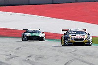 5th September 2021; Red Bull Ring, Spielberg, Austria; DTM Race 2 at Spielberg;   Timo Glock GER ROWE Racing, BMW M6 GT3