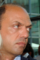 Angelino Alfano,coordinatore PDL,meeting CL 2011