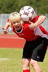 Pix: Shaun Flannery/sf-pictures.com....COPYRIGHT PICTURE>>SHAUN FLANNERY>01302-570814>>07778315553>>..5th July 2008.........The Coalfields Regeneration Trust (CRT), Game On Football Finals, Keepmoat Stadium, Doncaster.