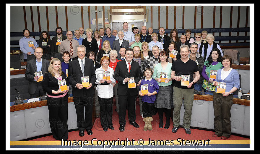 14/03/2008    Copyright Pic: James Stewart.File Name : 10_CSP_Launch.COMMUNITY SUPPORT PACK LAUNCH :: 13TH MARCH 2008.THE OFFICIAL PHOTOCALL OF THE INVITED GUESTS.....James Stewart Photo Agency 19 Carronlea Drive, Falkirk. FK2 8DN      Vat Reg No. 607 6932 25.Studio      : +44 (0)1324 611191 .Mobile      : +44 (0)7721 416997.E-mail  :  jim@jspa.co.uk.If you require further information then contact Jim Stewart on any of the numbers above........