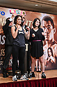 Boxing: Official weigh-in for the vacant WBO Female Super Flyweight title bout