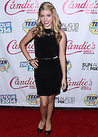 BEVERLY HILLS, CA, USA - AUGUST 09: Paris Smith at the DigiTour and Candie's Official Teen Choice Awards 2014 Pre-Party held at The Gibson Showroom on August 9, 2014 in Beverly Hills, California, United States. (Photo by Xavier Collin/Celebrity Monitor)