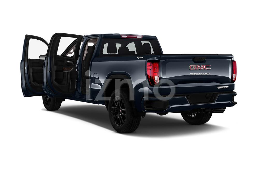 Car images of 2019 GMC Sierra-1500 Elevation 4 Door Pickup Doors