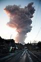 Shinmoe-dake Volcano Eruption