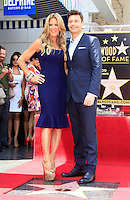 Ellen K is honored with the 2471st star on the Hollywood Walk of Fame. Los Angeles, California on 10.05.2012. PICTURED: Ellen K, Ryan Seacrest..Credit: Martin Smith/face to face /MediaPunch Inc. ***FOR USA ONLY***