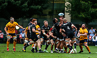 Thursday 9th September 20218 <br /> <br /> Billy Vunipola during the pre-season friendly between Saracens and Ulster Rugby at the Honourable Artillery Company Grounds, Armoury House, London, England. Photo by John Dickson/Dicksondigital