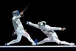 2021 TOKYO OLYMPICS - DAY 6 FENCING TEAM SABRE