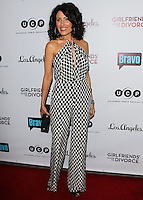 LOS ANGELES, CA, USA - NOVEMBER 18: Lisa Edelstein arrives at the Los Angeles Premiere Of Bravo's 'Girlfriends' Guide to Divorce' held at the Ace Hotel on November 18, 2014 in Los Angeles, California, United States. (Photo by Celebrity Monitor)
