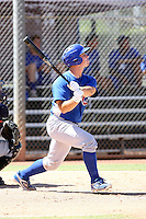 Micah Gibbs - Chicago Cubs - 2010 Instructional League.Photo by:  Bill Mitchell/Four Seam Images..