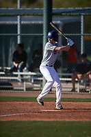 Daniel Wissler during the Under Armour All-America Tournament powered by Baseball Factory on January 19, 2020 at Sloan Park in Mesa, Arizona.  (Zachary Lucy/Four Seam Images)