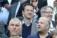Sportmanager Eintracht Frankfurt Fredi Bobic, einer der Europameister von 1996 - EM 2016: Deutschland vs. Polen, Gruppe C, 2. Spieltag, Stade de France, Saint Denis, Paris
