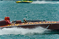 """13 July 2008  APBA Gold Cup.""""My Darling"""" displacement Unlimited.©2008 F.Peirce Williams."""