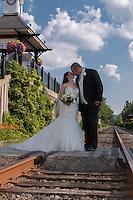 Adrienne & Mike's wedding 06-27-14